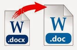 Docx-to-Doc-Logo