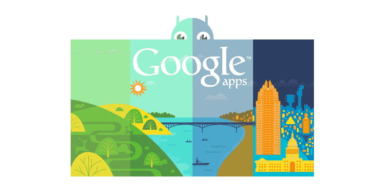 Google GApps Zip