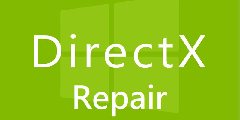 下載) DirectX Repair 3 8,0xc000007b,修復遊戲/軟體執行問題| GDaily